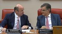 Guindos informará en el Congreso sobre los resultados de los test de estrés del BCE