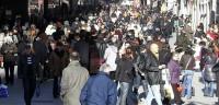 La población española bajará en 5,6 millones de habitantes en 50 años