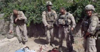 Los militares de Estados Unidos que orinaron sobre cadáveres solo recibirán sanciones disciplinarias