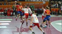 España derrota a Dinamarca en el último suspiro