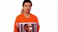 Un mensaje del rehén japonés del EI pide la liberación de la yihadista en 24 horas