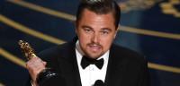 DiCaprio logra al fin el Oscar a mejor actor