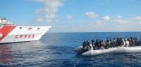 Italia rescata a más de 750 migrantes frente a las costas de Libia
