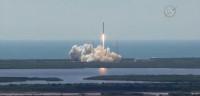El cohete SpaceX explota al ser lanzado hacia la Estación Espacial