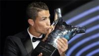 Cristiano Ronaldo, nombrado Mejor Jugador en Europa
