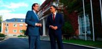 Rajoy y Sánchez se reúnen y acuerdan trabajar en defensa de la soberanía