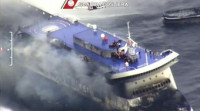Italia eleva a 284 el número de rescatados del 'Norman Atlantic'