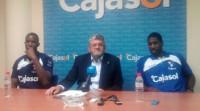 El Cajasol presenta a John Holland y a Brian Asbury