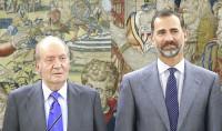 El Rey Don Juan Carlos abdica