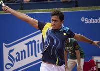 Santiago Giraldo sorprende a la sorpresa (7-5, 6-3)
