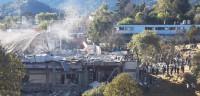 Tres fallecidos en la explosión de un hospital infantil en México
