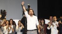 'Echar a la casta', eje de la manifestación convocada por Podemos en Madrid