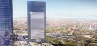 El quinto rascacielos de Madrid albergará una universidad