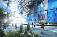 Piscinas en azoteas, tiendas virtuales o asientos adaptables, así será el futuro de aeropuertos y vuelo