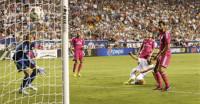 El Real Madrid no puede con una efectiva Roma