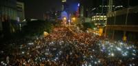 China avisa a los manifestantes de que no tolerará la ilegalidad