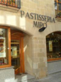 La Pastisseria Miró de Castellterçol (Barcelona)