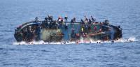 13.800 inmigrantes rescatados en el Mediterráneo central en una semana