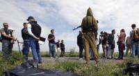 Los combates impiden que los investigadores lleguen a la zona del MH17
