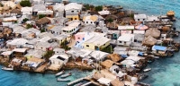 Santa Cruz del Islote, la isla más densamente poblada del planeta