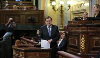 Rajoy dice a la oposición que la responsabilidad política sobre Gürtel se exige con una moción de censura
