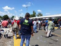 Oxfam denuncia abusos y violaciones a derechos humanos en contra de migrantes de Centroamérica
