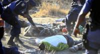 Sudáfrica acusa a los mineros de la muerte de sus compañeros