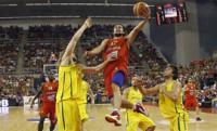 España busca la segunda victoria ante una necesitada Australia