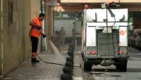 Valencia destinará 1 millón de euros más para la limpieza de barrios y pedanías