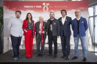 '33 El Musical' llegará a Madrid en octubre