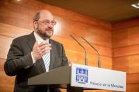 El presidente del Parlamento Europeo visita Madrid
