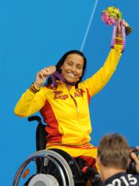 España supera el Ecuador de los Juegos Paralímpicos con 24 medallas