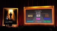 'La gran estafa americana' y 'Gravity', grandes favoritas en la gala de los Oscar