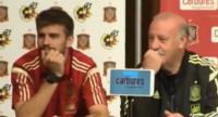 Piqué revela el fichaje de Cesc por el Chelsea