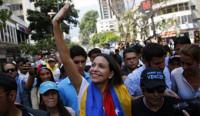 La Fiscalía de Venezuela cita a Machado por el puesto plan de magnicidio