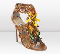 Tendencias en zapatos: el estilo étnico