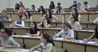 Los alumnos de Madrid comienzan a examinarse de la temida selectividad
