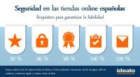 Las tiendas online españolas son cada vez más seguras