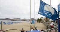 638 banderas azules ondearán este año en las playas españolas