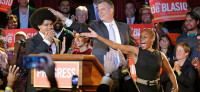 El demócrata Bill de Blasio es elegido alcalde de Nueva York