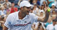 Roddick se retira tras caer ante Del Potro