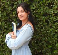Leyendas del Bosque Azul, de la escritora de fantasía Leslie G., participante en los Premios Caligrama desde 2019