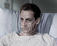 Sarkozy, moribundo