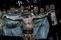 Kazajistán se impuso en la final del WSB a Ucrania