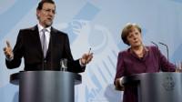 Merkel ya está lista para apoyar a España
