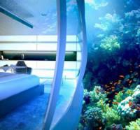 Hotel subacuático