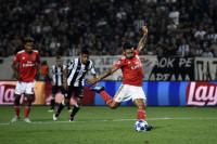 Benfica, PSV y Estrella Roja completan la fase de grupos de la Champions