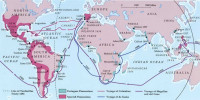 Magallanes: a 500 años de la muerte del navegante que inició la primera vuelta al planeta