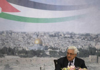 Abbas acusa a Israel de darle tintes