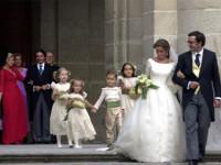 La trama Gürtel pagó parte de la boda de la hija de Aznar